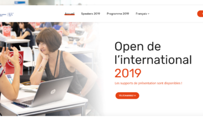 Open de l'international 2019